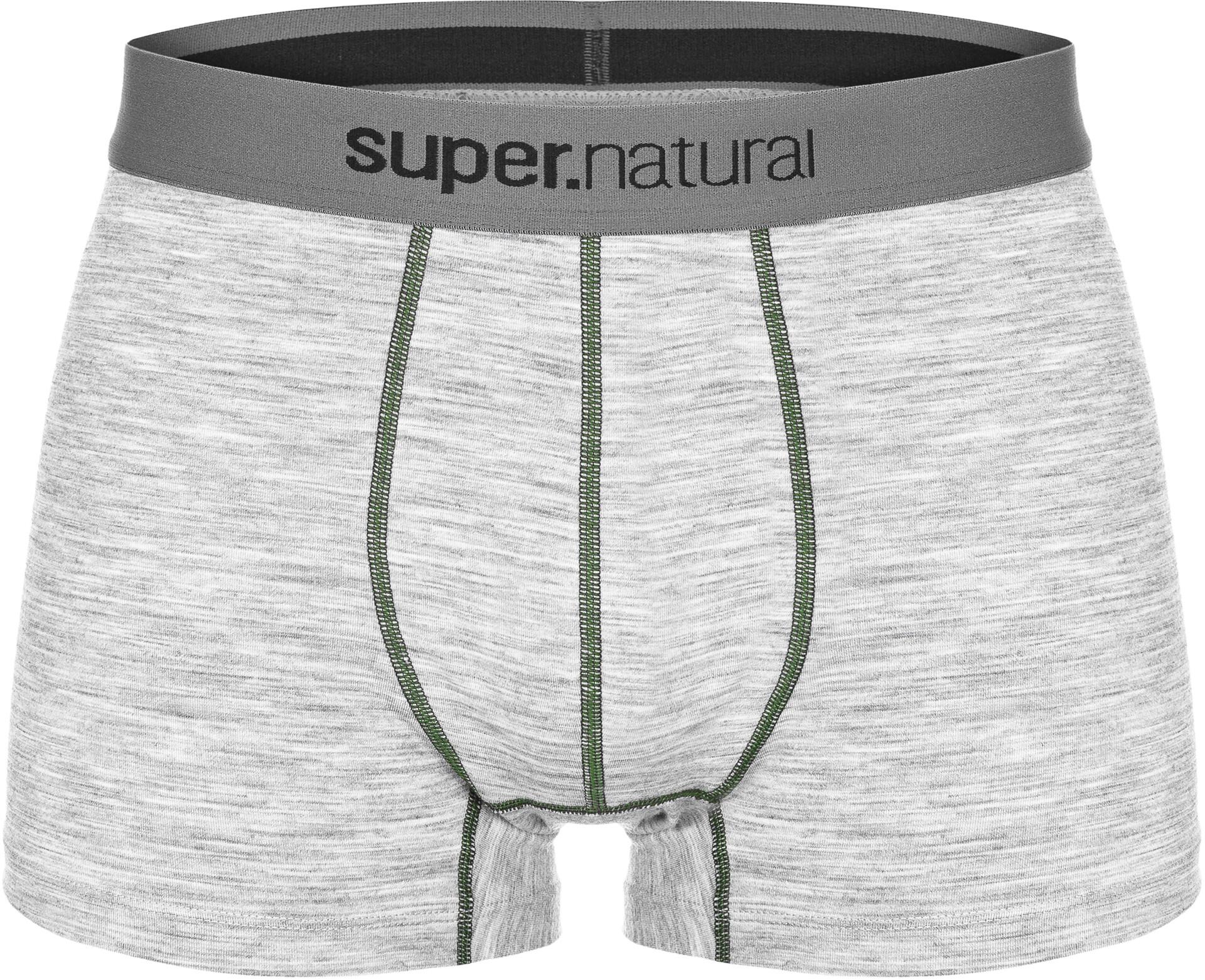 Mid Sur Super Vêtement natural Base Gris Homme Sous 175 Boxer qqzv7w